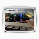 This Uthernet II beta card only seems to work with...