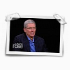 Apple CEO interview with Charlie Rose